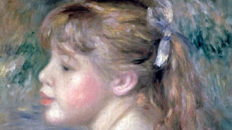 Kunstdiebe stehlen Renoir kurz vor Versteigerung