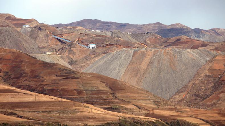 Experten schätzen Gesamtwert von Bodenschätzen in Nordkorea auf knapp drei Billionen US-Dollar