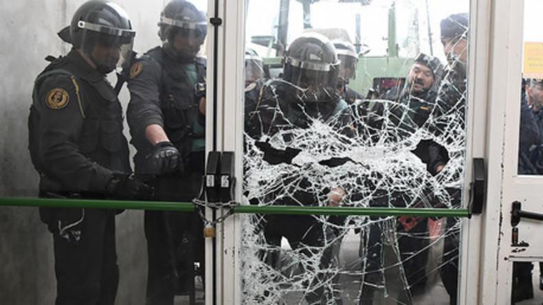 RT Deutsch vor Ort in Barcelona - Die Ruhe vor dem Sturm [Video]
