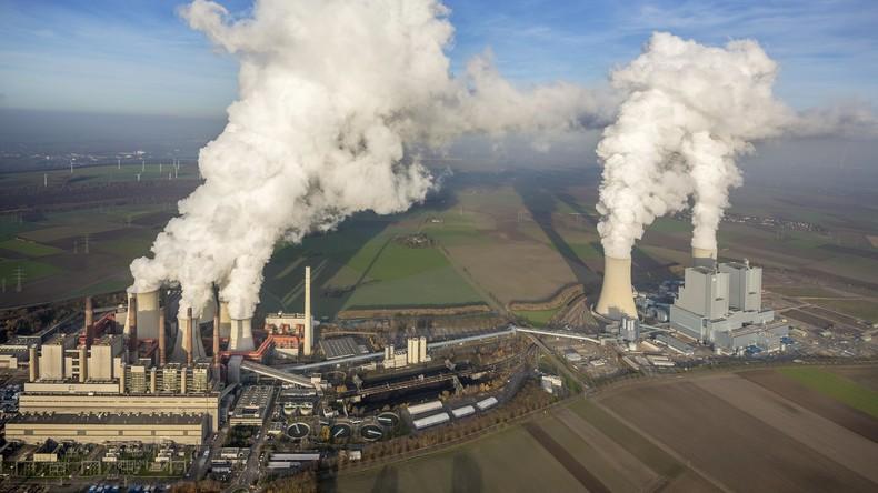 Braunkohlekraftwerk Frimmersdorf geht in Reserve