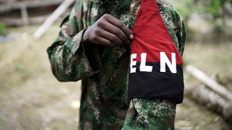 Kolumbianische Streitkräfte töten ELN-Guerillaführer kurz vor Beginn der Waffenruhe