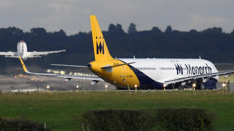 Massive Rückholaktion nach Großbritannien: Airline stellt Betrieb ein, 110.000 Passagiere im Ausland