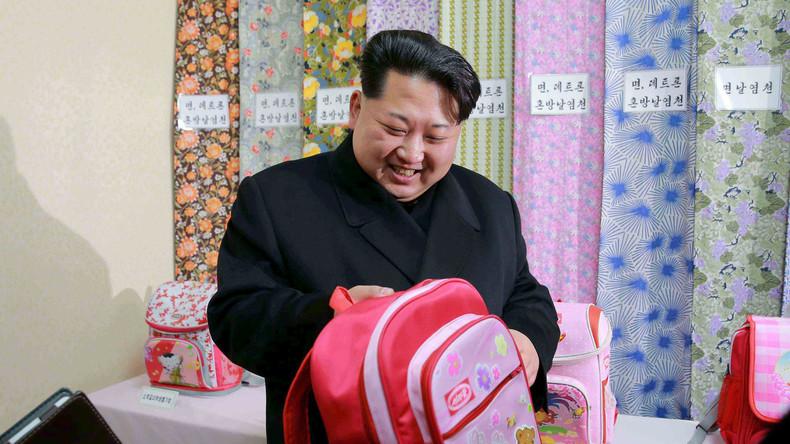 KJU - Seife oder nordkoreanischer Leader? Hersteller will Seife nicht nach Kim Jong-un benannt haben
