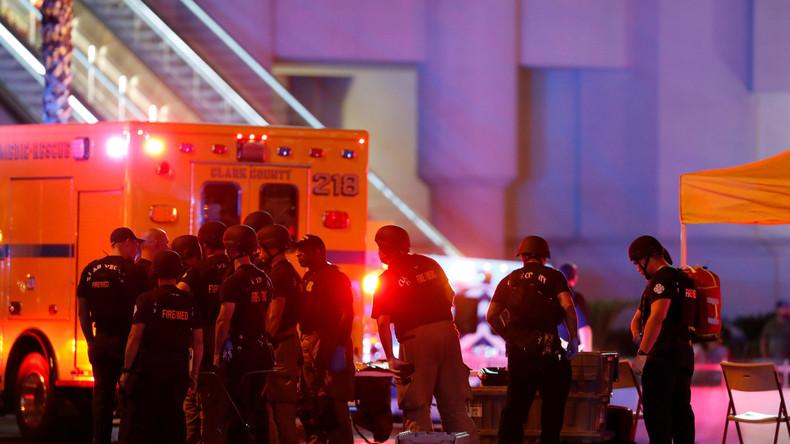 Live aus Las Vegas: Schießerei am Mandalay Bay – Über 50 Tote und 200 Verletzte