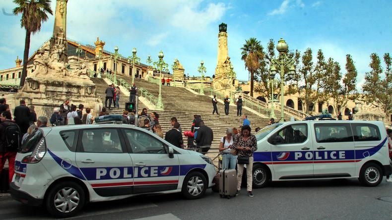 Polizei: Messer-Angreifer von Marseille hatte tunesischen Pass