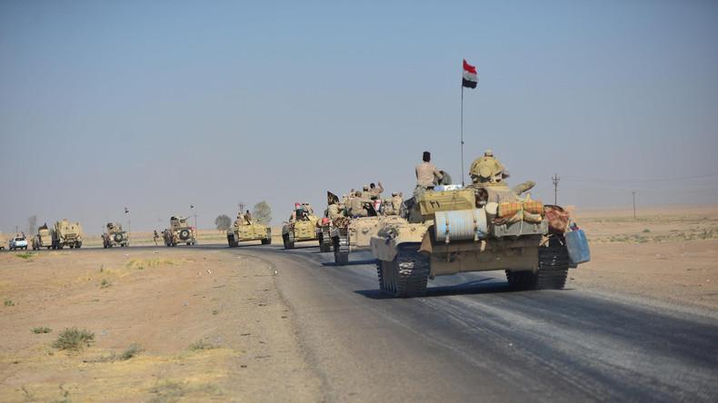 Iran und Irak beginnen gemeinsames Militärmanöver in Kurdenregion