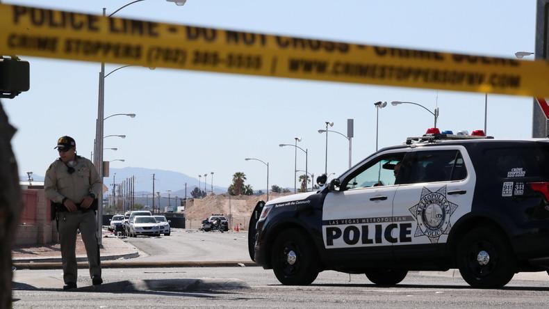 Schüsse in Las Vegas - Sprengsätze und zahlreiche Waffen gefunden