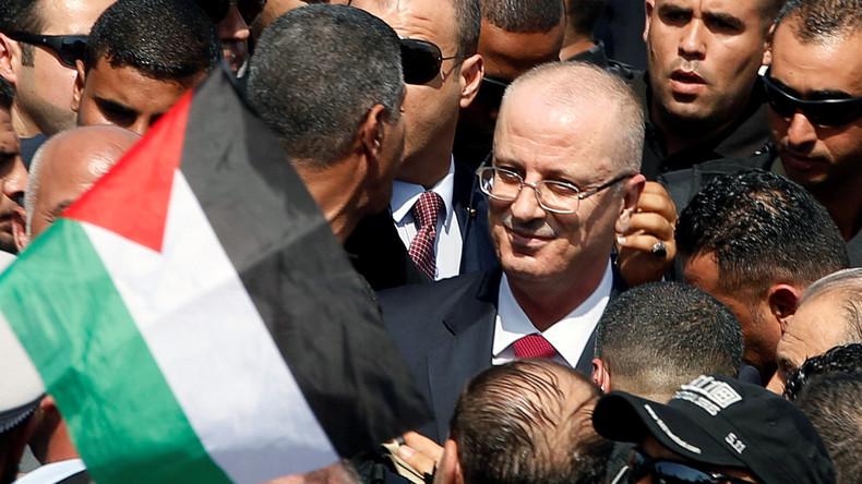 Hamas startet Machtübergabe an palästinensische Regierung in Gaza