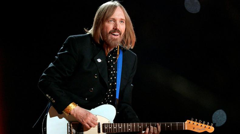 Rocklegende Tom Petty an Herzstillstand gestorben