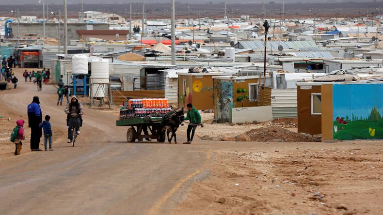 Streit zwischen Menschenrechtlern und Jordanien: HRW beschuldigt Jordanien, Syrer zu deportieren
