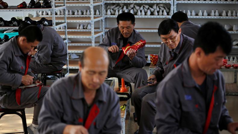 Nordkoreanische Arbeiter verlassen China aufgrund neuer Sanktionen
