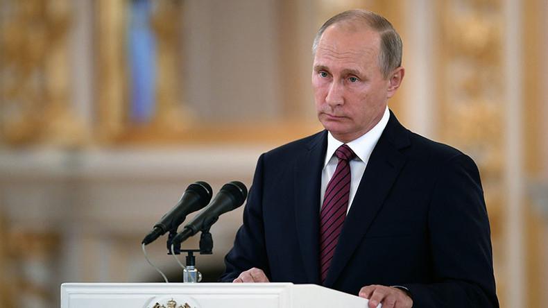 Putin fordert konstruktive und gegenseitig vorteilhafte Beziehungen mit den USA