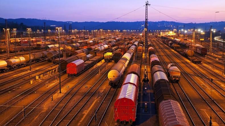 Bundespolizei: Immer mehr Flüchtlinge kommen auf Güterzügen über die Grenze zu Österreich