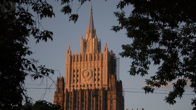 Russisches Außenministerium bedankt sich bei CIA für Unterstützung russischer Sprache