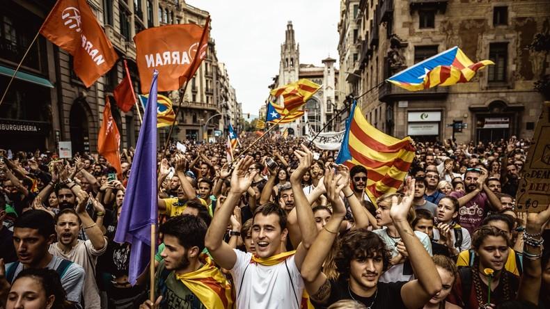 """""""Der König ist tot, es lebe die Republik"""": Katalonien erklärt bald Unabhängigkeit"""