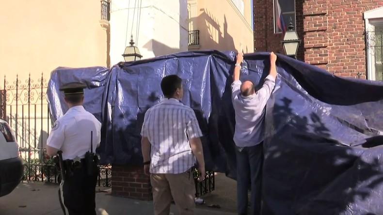 Russland filmt Einbruch in Konsulat in San Francisco – USA sprechen von Inspektion [VIDEO]