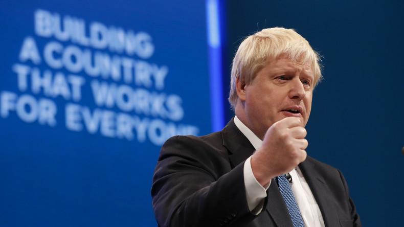 Britischer Außenminister: Libyen kann zu einem Dubai werden - nur zuerst die Leichen wegräumen