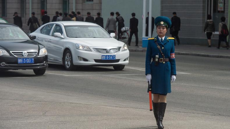 Medien: Benzin in Nordkorea nur für Behörden verfügbar