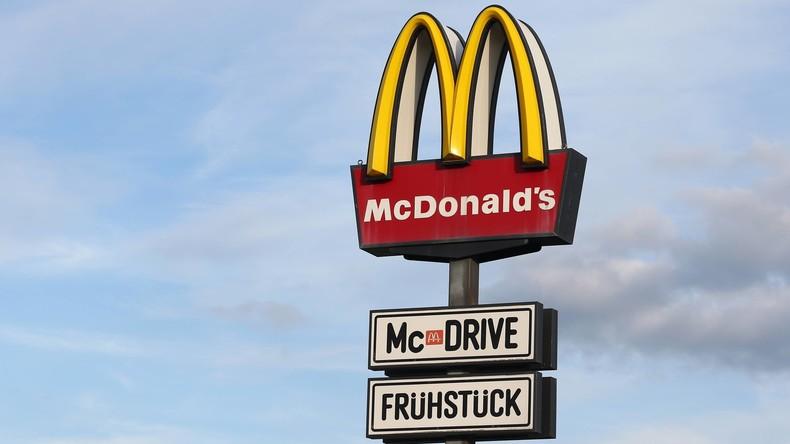 Medien: McDonald's droht in Luxemburg 500 Millionen Dollar hohe Strafe