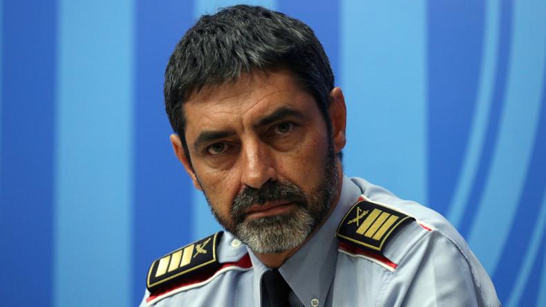 Katalonien-Konflikt eskaliert weiter: Gericht leitet Verfahren gegen katalanischen Polizeichef ein
