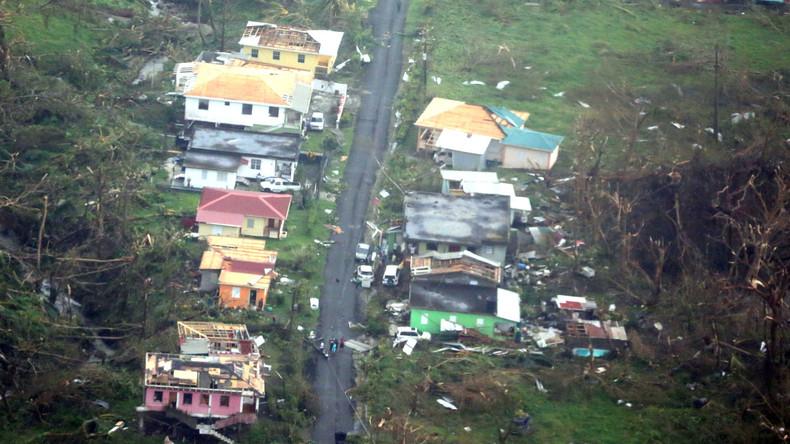 UNO berechnet: Wiederaufbau nach Hurrikan Maria kostet Karibik rund eine Milliarden Dollar pro Insel