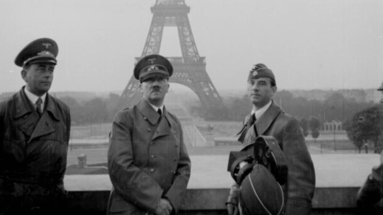 Französische Senatorin vergleicht Flüchtlingszustrom nach Frankreich mit Nazi-Besatzung