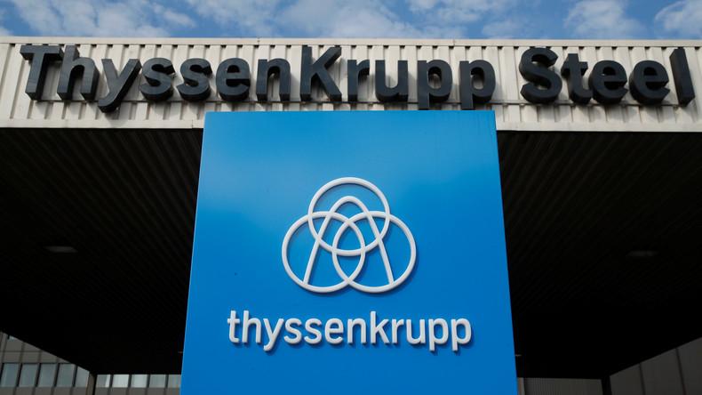 Thyssenkrupp ruft größtes EU-Schmiedeunternehmen ins Leben