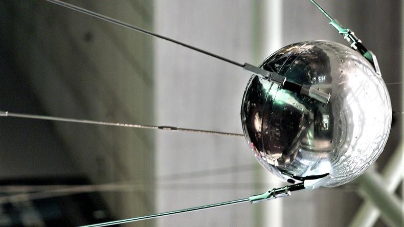 Heute vor 60 Jahren: Erster Sputnik-Flug sorgt für Schock in den Führungsetagen des Westens