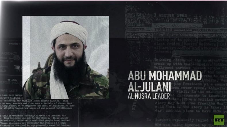 Russischer Luftangriff auf Führungstreffen von  Al-Nusra: Anführer Al-Dschuliani schwer verletzt
