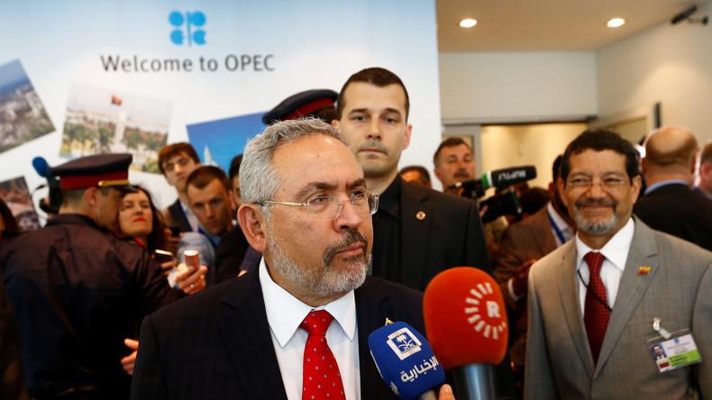 Venezuela: OPEC braucht Alternative zu US-Dollar - Globalen Öl-Handel in Rubel und Yuan abrechnen