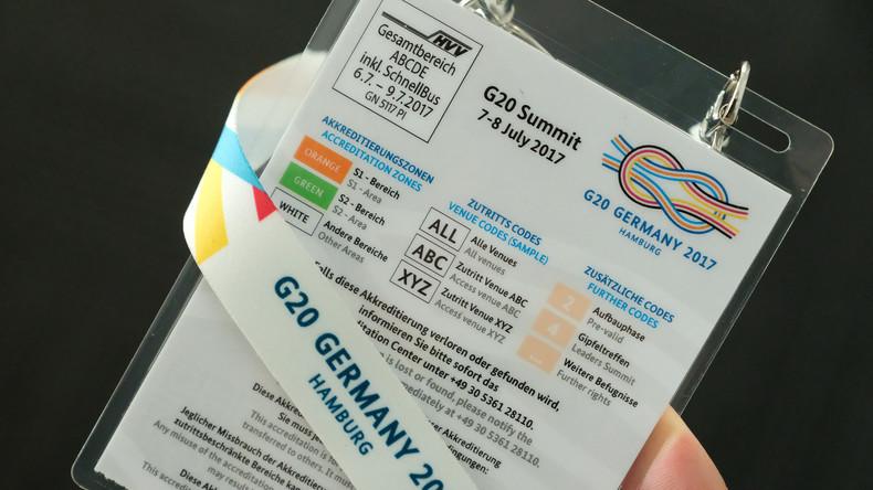 Vertuschung nach G20-Gipfel: Landeskriminalamt soll Akten geschwärzt haben