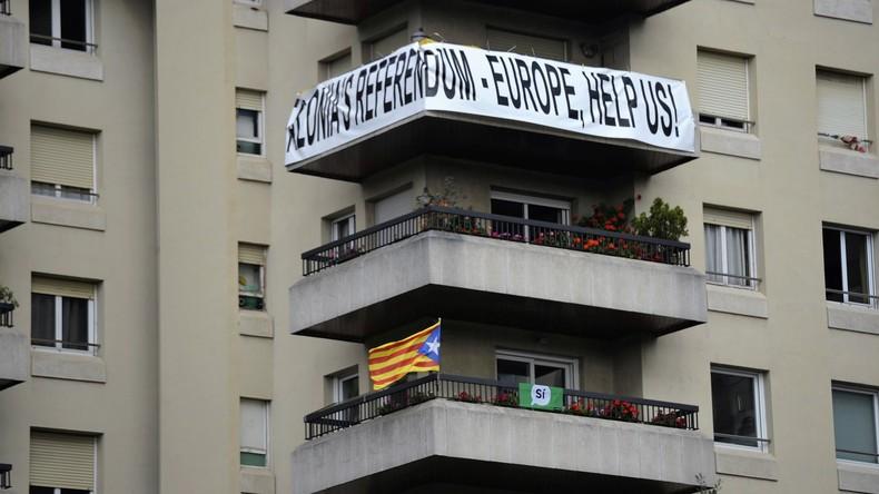 Belgrad empört sich über Doppelmoral der EU in Katalonien-Frage