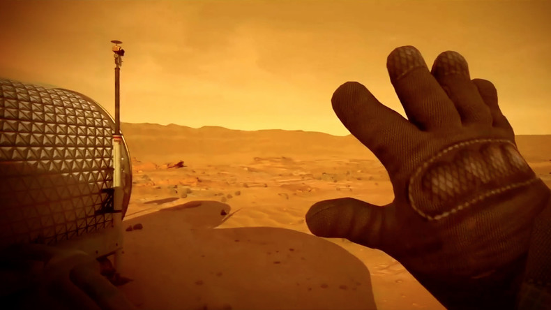 Per aspera ad astra: NASA erklärt, wie man eigenen Namen zum Mars fliegen lassen kann