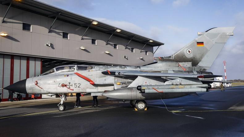 Umzug der Bundeswehr-Flieger von Incirlik nach Jordanien abgeschlossen