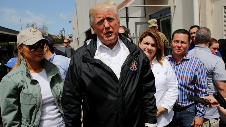 Live: Nach Massaker - Donald Trump besucht Las Vegas