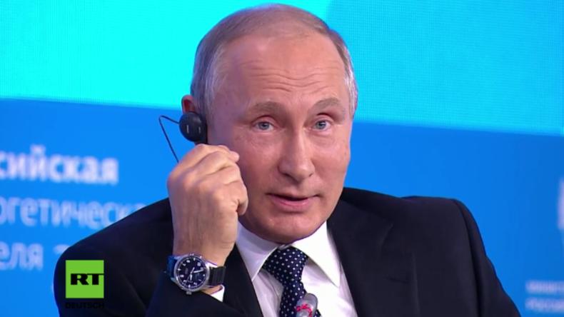 Moskau: Putin erzählt Witz über die israelische Armee