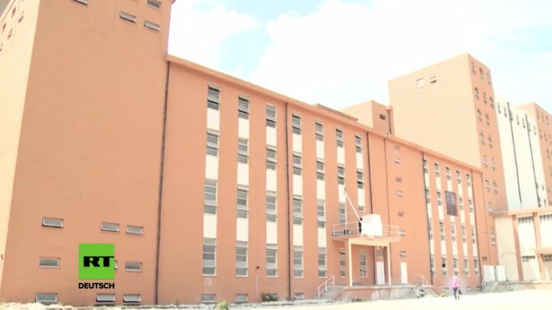 Syrien: Russische Technik lässt in Syrien größte, automatisierte Mühle des Landes entstehen
