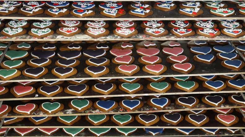 """US-Bäckerei setzt """"Liebe"""" auf Zutatenliste – Aufsichtsbehörde schickt Abmahnung"""