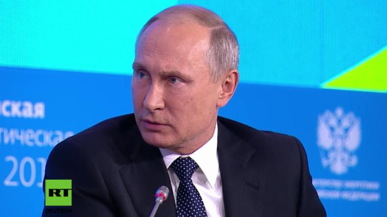 Putin über kurdisches und katalanisches Referendum, USA und Tesla-Autos