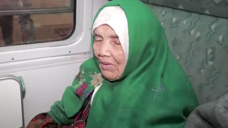 Keine Abschiebung für 106-jährige afghanische Asylbewerberin aus Schweden