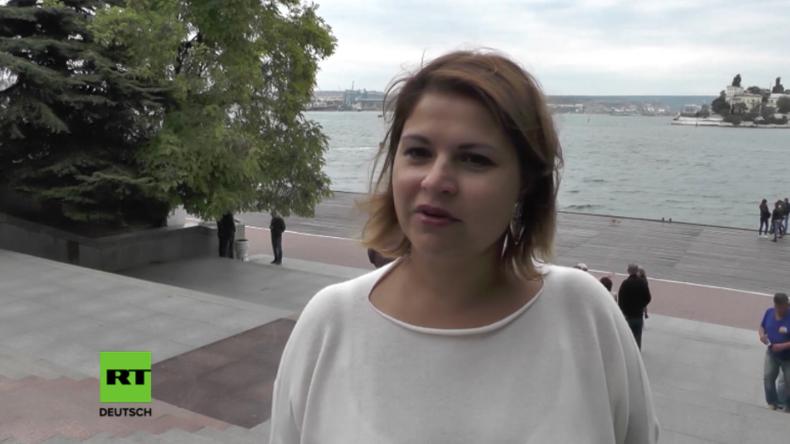 Befragung: Was sagen die Einwohner der Krim zum Referendum in Katalonien?
