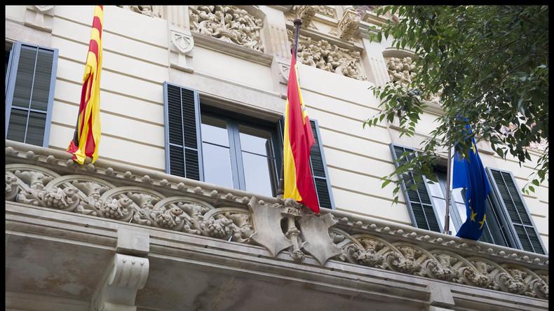 Spanisches Verfassungsgericht verbietet Plenarsitzung des katalanischen Regionalparlaments