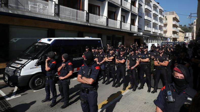 """Europarat-Beobachter Hunko nach Rückkehr aus Katalonien: """"Diese Form der Gewalt nicht erwartet"""""""
