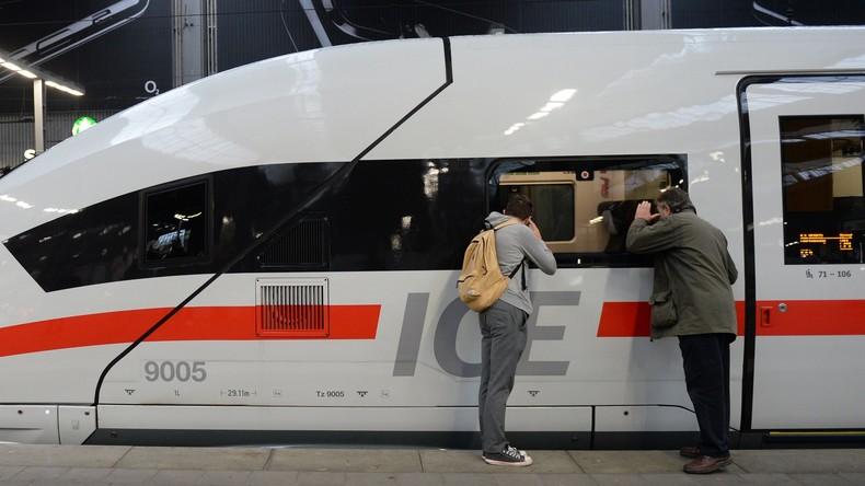 Deutsche Bahn testet ICE-Reise ohne Fahrkartenkontrolle