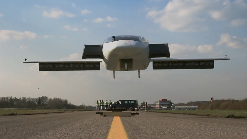 Quantensprung in die Zukunft: Boeing kauft Entwickler fliegender Taxis