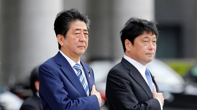 Aufrüstung in Japan: Tokio stellt Militär-Frachtflugzeug erstmalig in Übersee vor