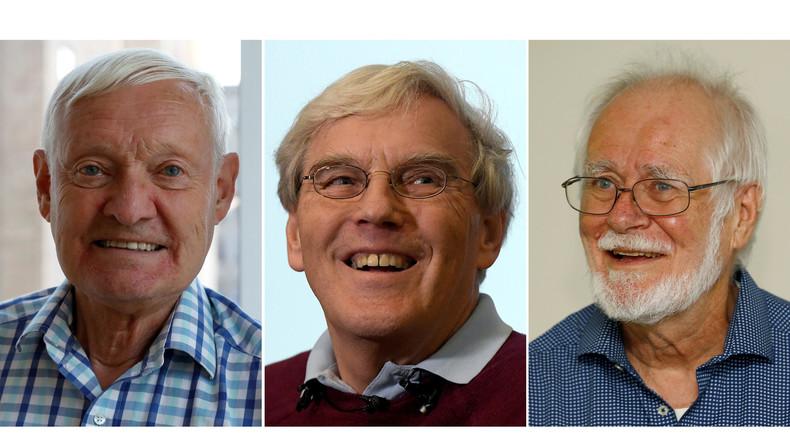 Eiskalte Sicht auf das Leben gewinnt den Chemie-Nobelpreis: Die Kryo-Elektronenmikroskopie
