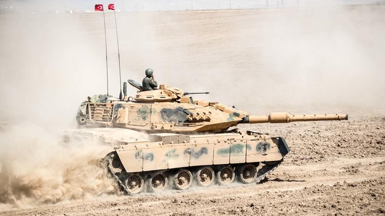Türkei steigert Militärausgaben um 40 Prozent