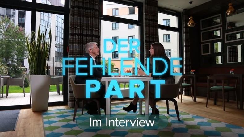 """""""Was wir haben, ist eine Scheindemokratie"""" – Dirk Müller über akute Probleme in Deutschland"""