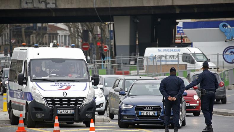 Verkehrskontrolle in Marseille: Ehepaar hatte Raketenwerfer und Kalaschnikow im Kofferraum